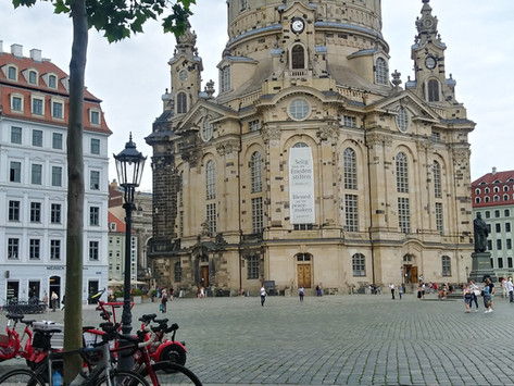 How to spend one day in Dresden.                 Top 8 places to visit.