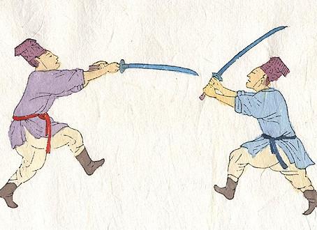 A espada e seu simbolismo