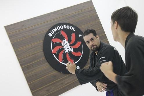Aula de Hapkido
