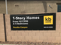 KB Home — Peralta Canyon
