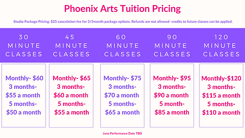 Phoenix Arts Tuition Pricing .png