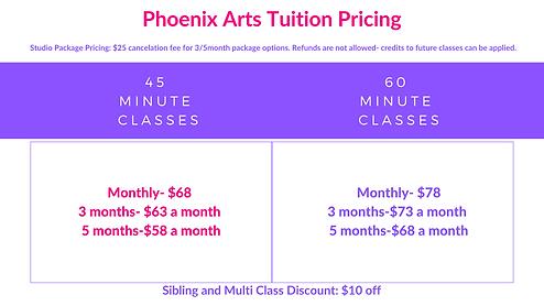 Phoenix arts Dance Tuition 2021.png