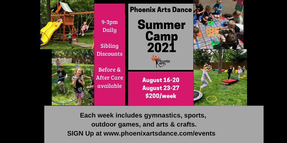 Summer Dance Camp Week 9