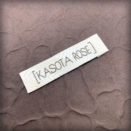 Kasota Rose Label