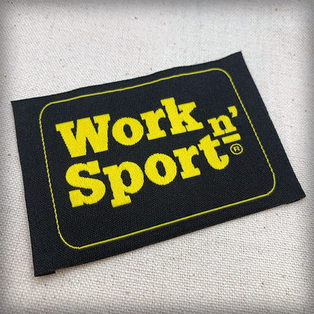 Work n' Sport Label
