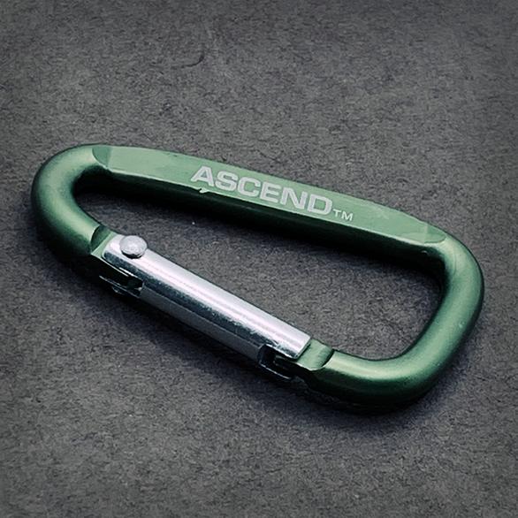 Ascend Carabiner
