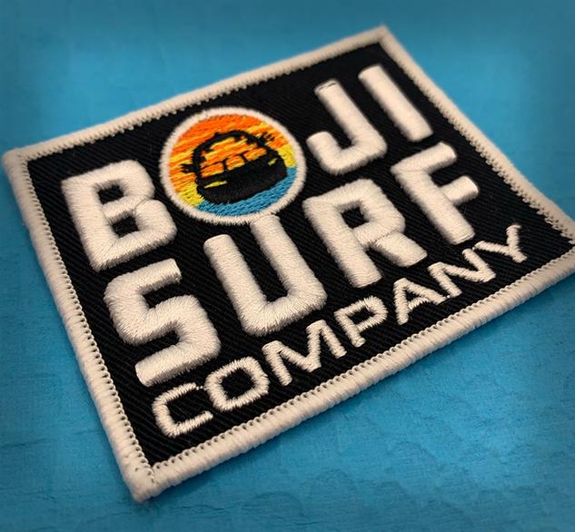 Boji Surf Patch