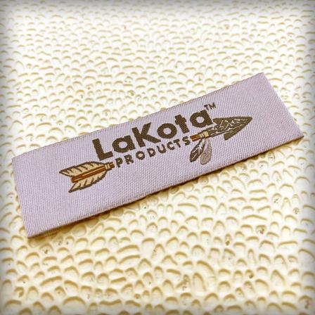 Lakota Woven Label.png