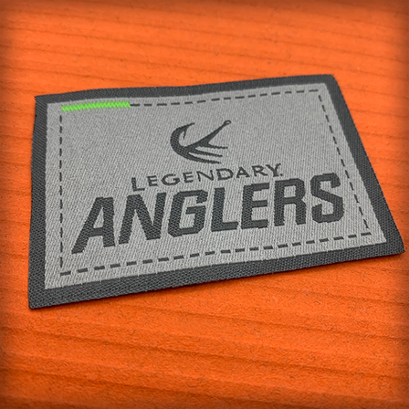 Legendary Anglers Label