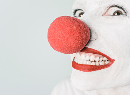 Killer Clowns Slay Therapeutic Clowns on Internet