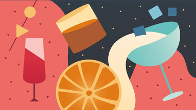 Toucan-Bar Illustration