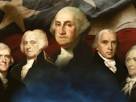 S.O.S. Founding Fathers