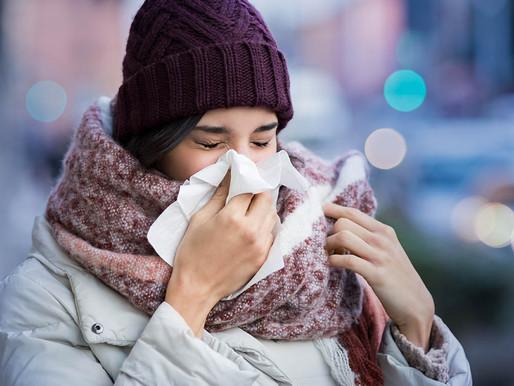 Flu Season Starting to Peak
