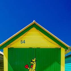 Kangaroo's hut