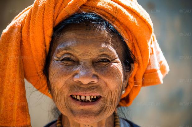 Portrait femme Pao