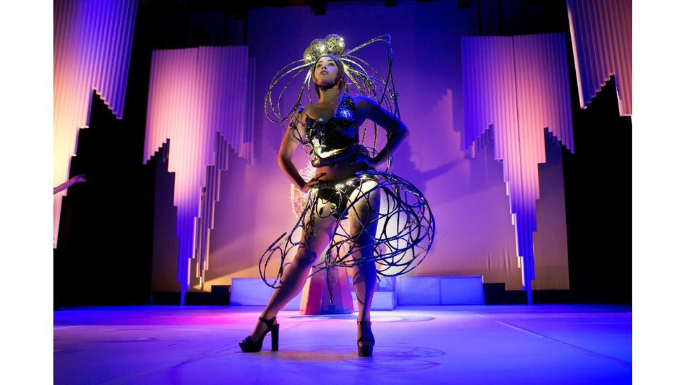 Luminous on Stage I