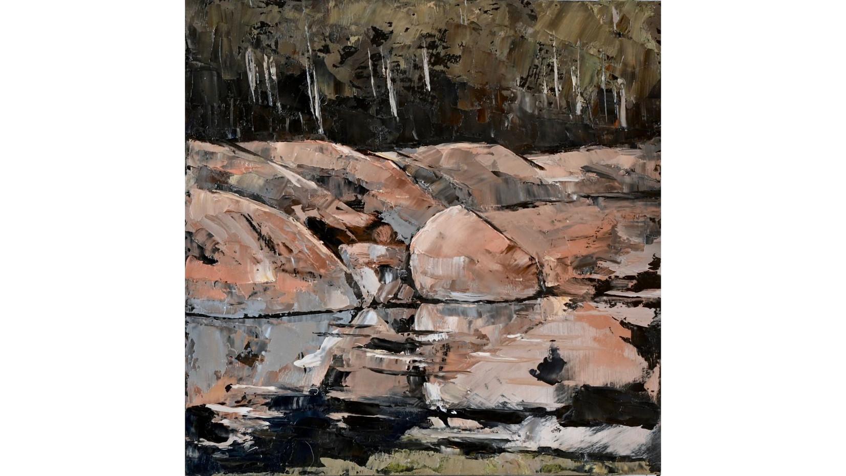 Rock Reflections, Dwellingup