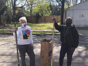 Dwight Community Unites for Annual Spring Cleanup