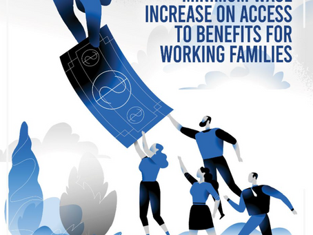 CT Voices Report: Benefits CliffS Undermine Economic Security for Working Families