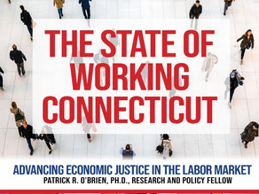 CT Voices Report Calls for Anti-racist Program to Advance Economic Justice Within The Labor Market