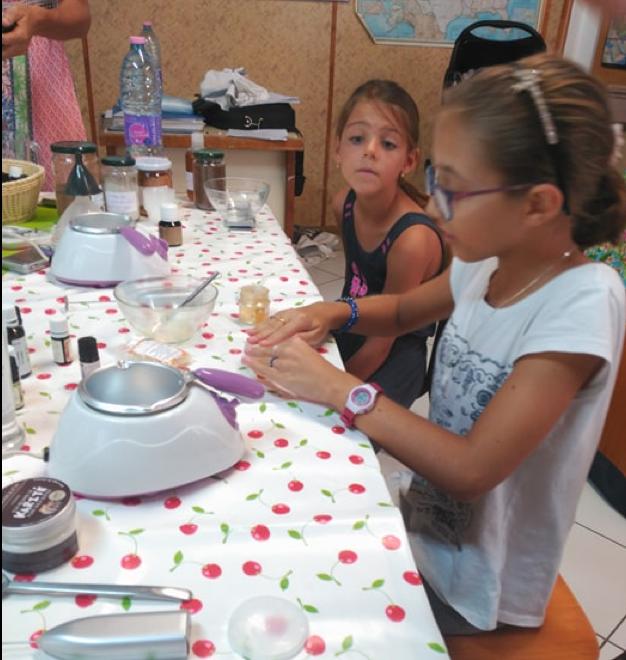 Atelier cosmétique zéro déchet tahiti 1