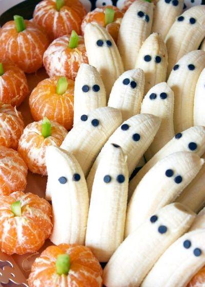 banane hallowen