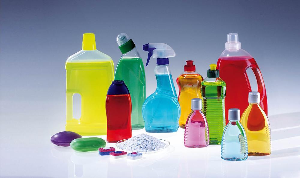 produits ménagers industriels