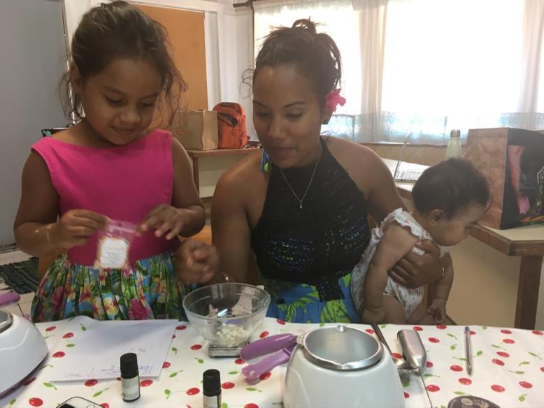 atelier cosmétique zéro déchet tahiti 3