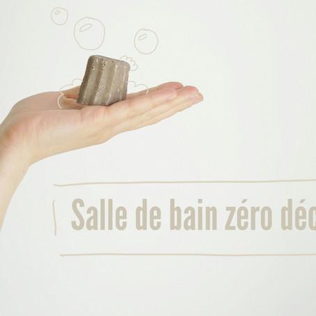Une salle de bain zéro déchet, c'est easy !!