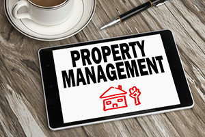 So you are thinking of hiring a property manager ?