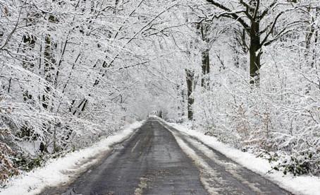 Scotland snow story