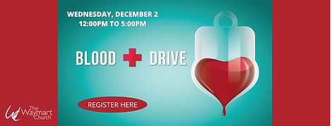 BLOOD DRIVE WEDNESDAY, DECEMBER 2.png