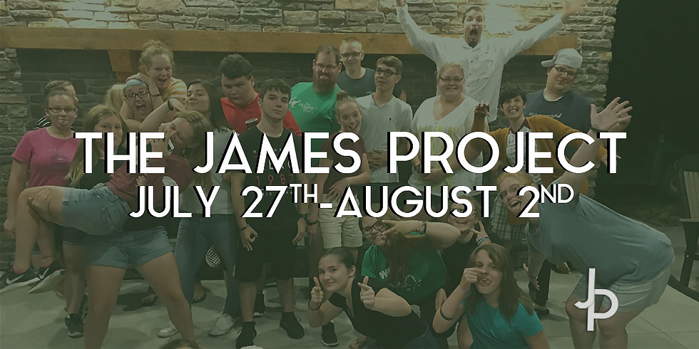 Summer James Project 2019