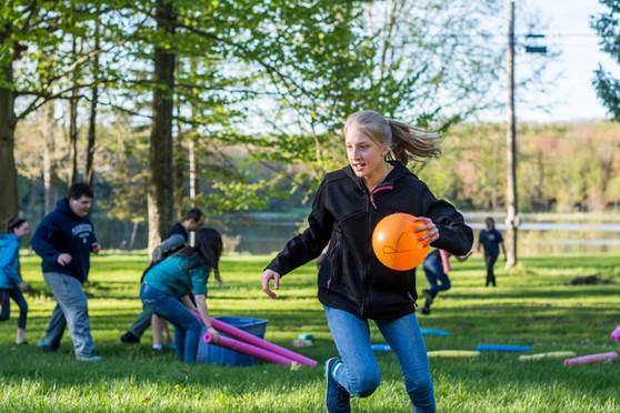 Kids, youth, students, fun, waymart