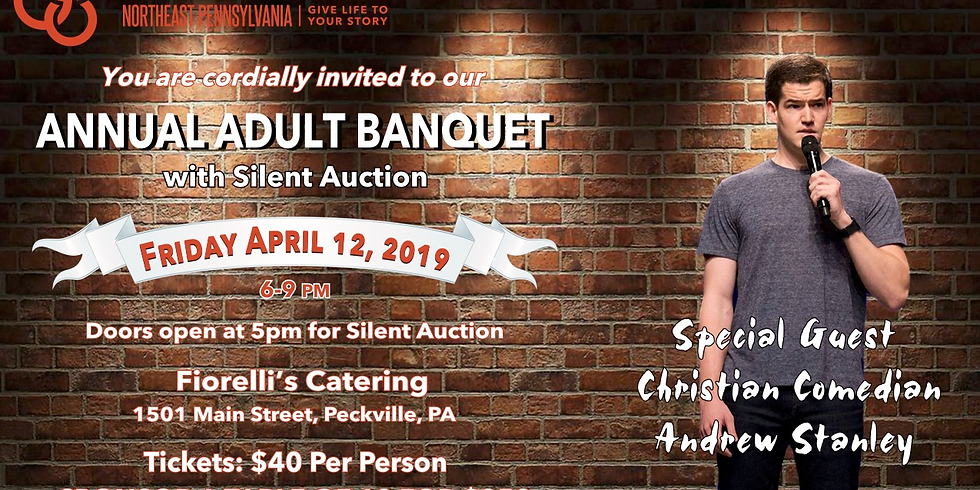 Youth For Christ Annual Adult Banquet