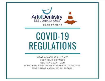 Los algodones COVID Regulations