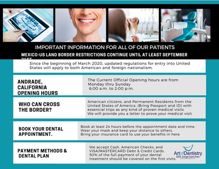 los algodones border dentist