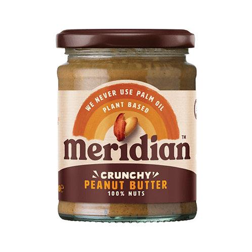 Meridian Crunchy Peanut Butter (280g)