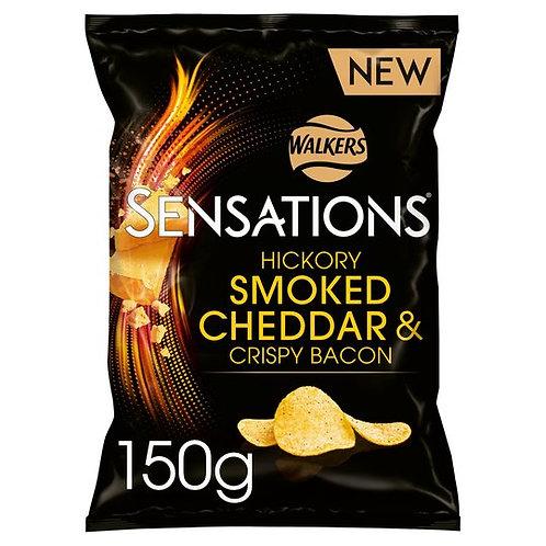 Sensations Hickory Smoked Cheddar & CrispyBacon