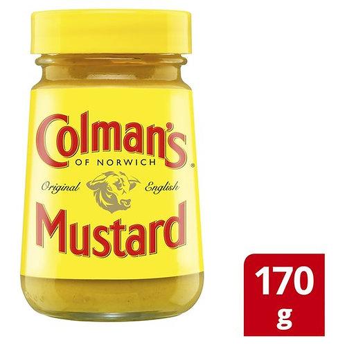 Colman's English Mustard (170g)