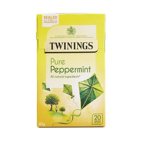 Twinings Pure Peppermint Tea (20 bags)