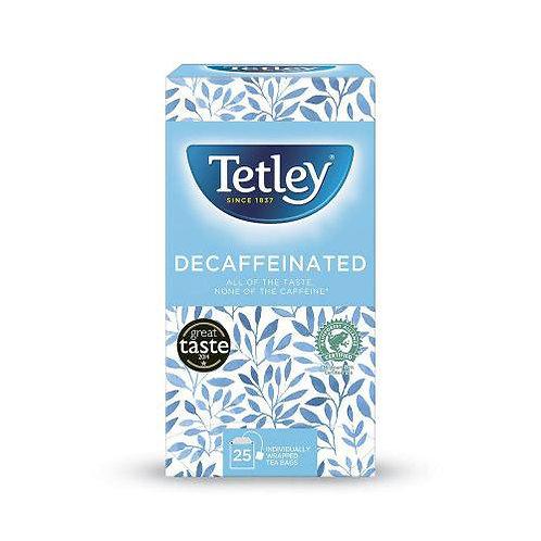 Tetley Decaffeinated Tea (25 bags)