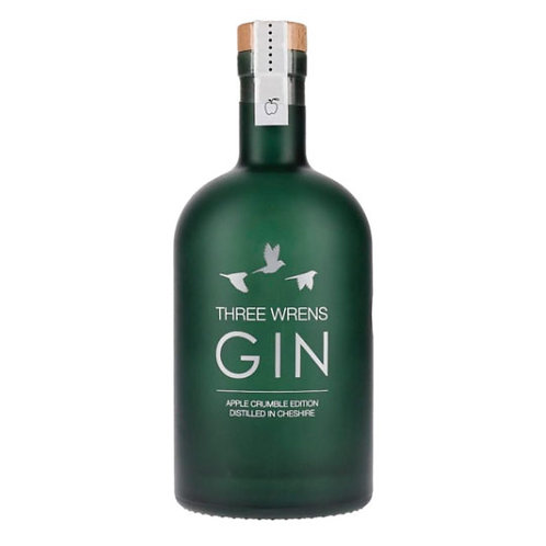 Three Wrens Apple Crumble Gin (70cl)