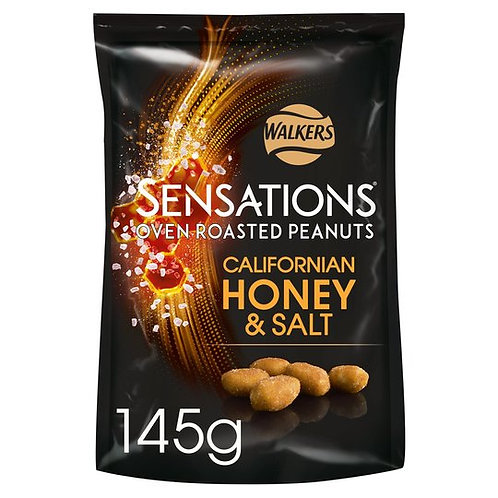 Sensations Honey & Salted Peanuts