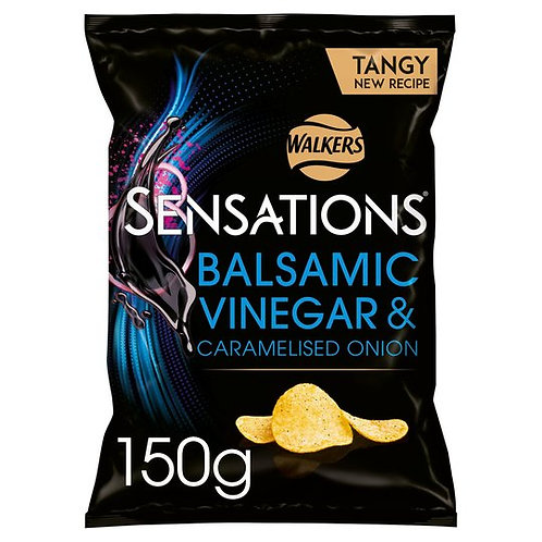 Sensations Balsamic Vinegar & Caramelised Onion