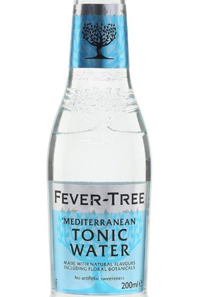 Fever Tree Mediterranean Tonic (200ml)