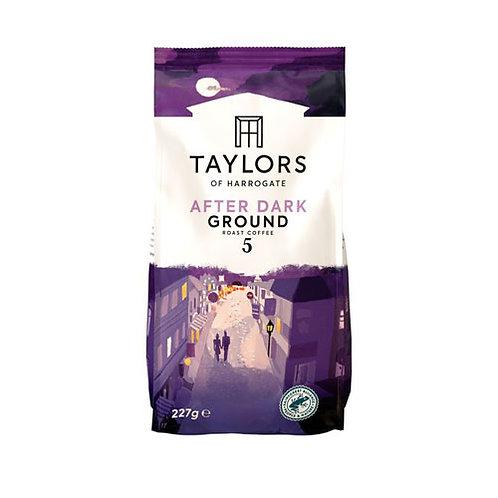 Taylors After Dark Ground Coffee (227g)