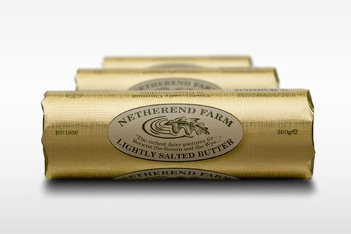 Netherend Farm Artisan Salted Butter (250g)