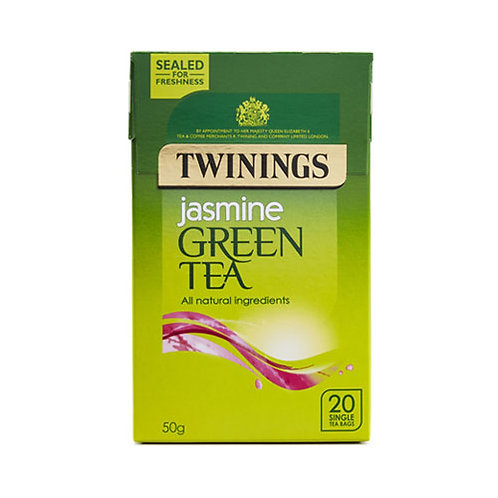 Twinings Jasmine Green Tea (20 bags)