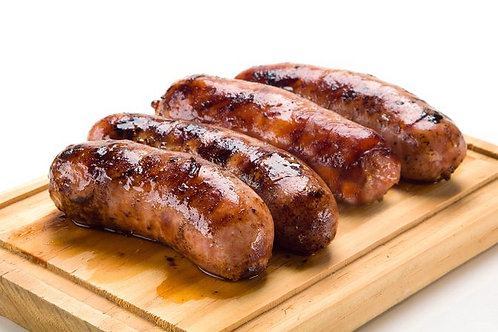 Home Made Lincolnshire Sausages (400g)
